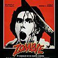 Zombie - 1978 (Quand il n'y a plus de place en Enfer, les <b>morts</b> reviennent sur Terre)
