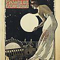 « PARIS 1900, LA VILLE SPECTACLE » au Petit Palais