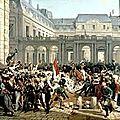 27, 28, 29 juillet 1830 les 3 glorieuses !