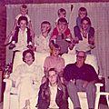Famille Montocchio à Durban 1975