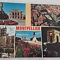 Montpellier datée 1970