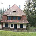 Struthof, Villa des Lagerkommandanten