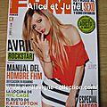FHM magazine-version espagnole (mars 2012)