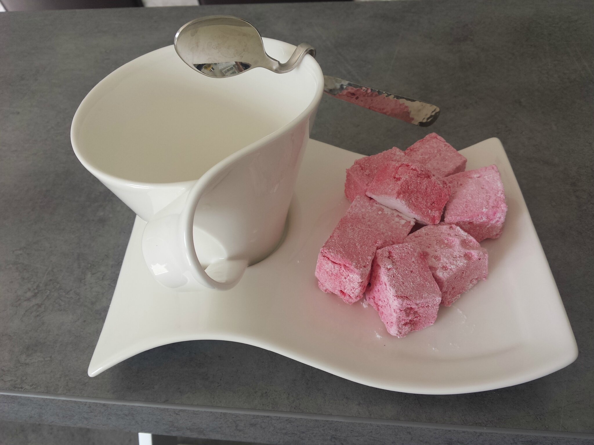 guimauves thermomix