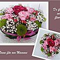 Composition florale, spéciale