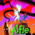Alfie <b>Défenseur</b> du Royaume #1: Chevalier blanc contre Dragon noir, de Nick Ostler & Mark Huckerby