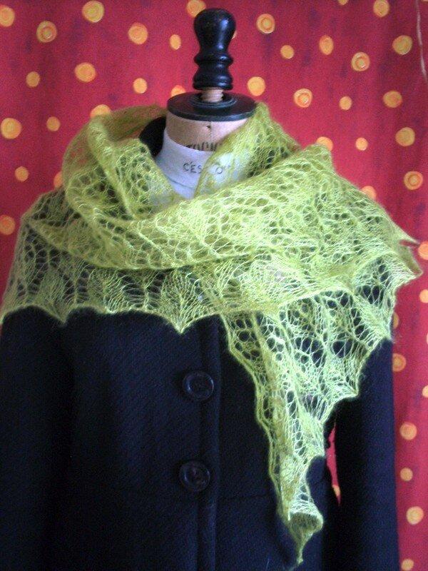 flower basket shawl en ksh de rowan