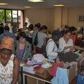 Vide grenier avril 2007 grosse affluence !!!