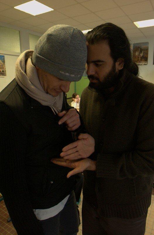 Antonio Ferreira and Kartik Singh