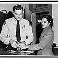December 1st 1955: Rosa Park and the Montgomery bus boycott