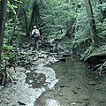 Autour du ruisseau le bozançon – st maurice-sur-dargoire 69440