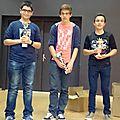 Championnat de l'Ain Jeunes 2015/2016