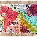 #6 inspiration Brésil pour Scrapattack les plutonnettes