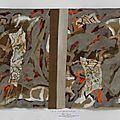Cimetières de marelles - 69 x 425 cm