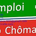 Stop au chômage, place a un emploi!!!