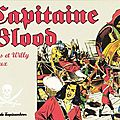 LE CAPITAINE BLOOD DES FRERES GROUX