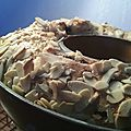 Gâteau argent de Piroulie : une excellente recette pour utiliser 7 blancs d'oeufs