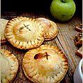 Mini-pies pomme caramel