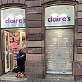 ➡️Black Friday à <b>Strasbourg</b> : au moins 20 boutiques dans l'impossibilité d'ouvrir ce matin