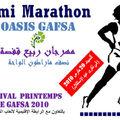 gafsa Sport Marathon-2010