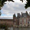 Le Parc du Château de La Bussière dans le Loiret
