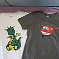Tee shirts pour mon petit loulou