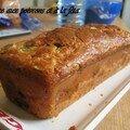 Cake aux p