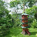 J`ai construit un aménagement paysager japonais dans mon arrière-cours ! (2 de 5)