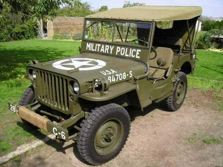 1944 - JEEP Willys MB