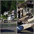 Les petites plages de la côte Ouest Colvos Passage 3