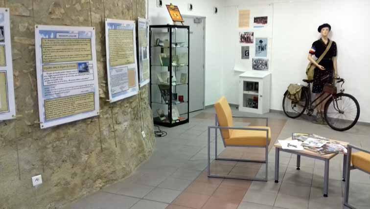 Exposition Sault- René Char et la SAP