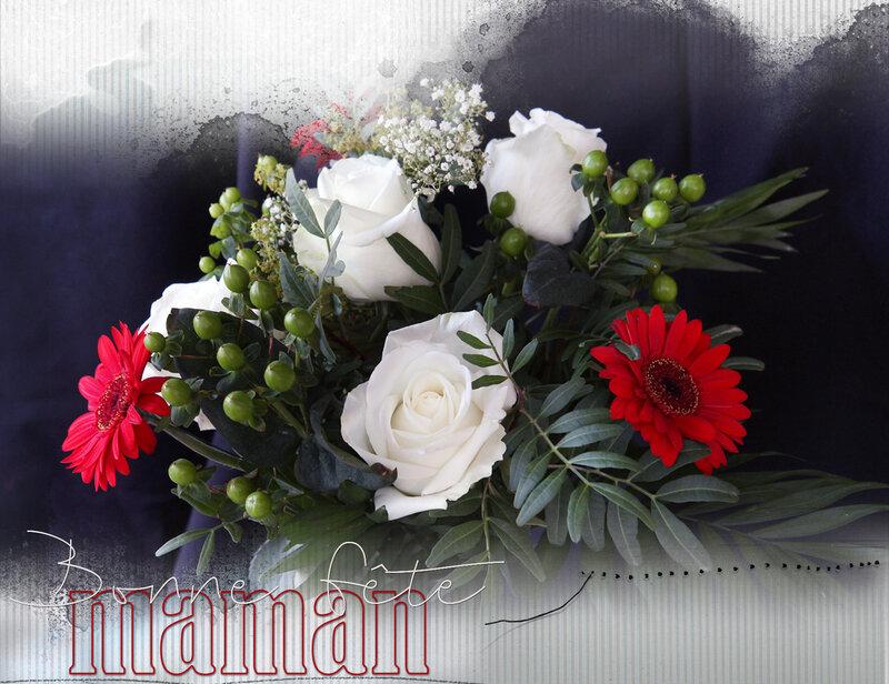 Bouquet Baptiste--