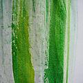 Vert puzzle bribes bleues, toiles sculptées de blandine calendrier du 18 au 26 mai au <b>36arles</b>