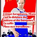 Grève à Météo France : <b>l</b>'eurostérité tue le service public ! Ca suffit !