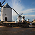 Les moulins de Consuegra
