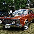 PLYMOUTH <b>Barracuda</b> 2door hardtop 1966
