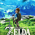 Test de The Legend Of Zelda <b>Breath</b> Of The Wild - Jeu Video Giga France