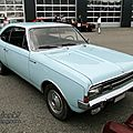 Opel rekord c 6 l coupe 1967-1971