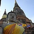 Ayutthaya, l'ancienne capitale