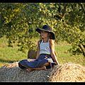 Alcyne à la campagne ...