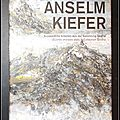 Anselm Kiefer : Oeuvres choisies dans la Collection Grothe - Peter Iden, Dieter Ronte, Sir <b>Norman</b> Rosenthal, Walter Smerling
