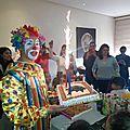 Clown a Casablanca mohammedia Maroc 06 17 40 08 33