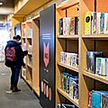Hausse de 25% de la fréquentation des <b>bibliothèque</b> au Québec