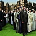 DOWNTON ABBEY, <b>SAISON</b> <b>1</b>