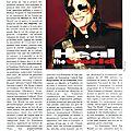 Heal the world - black & white n°3 - septembre 1992