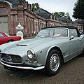 Maserati 3500 gt vignale spider 1963