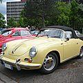 <b>PORSCHE</b> 356 C 1600 cabriolet