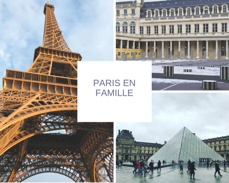 Paris en famille ©Kid Friendly