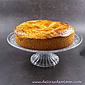 <b>Gâteau</b> <b>breton</b> aux pommes