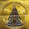 História da Padroeira do Brasil, Seus Milagres & Sua <b>Imagem</b> na Basílica de Aparecida